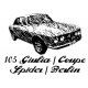 105 Giulia | Coupe | Spider | Berlina