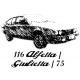 116 Alfetta   Giulietta   75