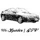 916 Spider   GTV